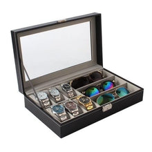 Load image into Gallery viewer, Fashion Accessories - Fashion Sunglasses And Watch Holder Cases