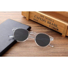 Load image into Gallery viewer, Men Fashion Sunglasses - PECK Round Polarized Sunglasses