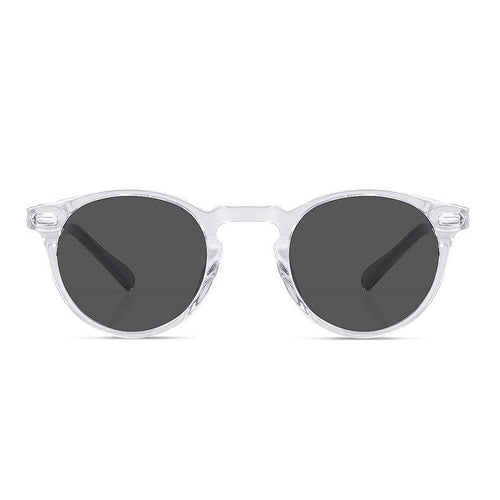 Men Fashion Sunglasses - PECK Round Polarized Sunglasses