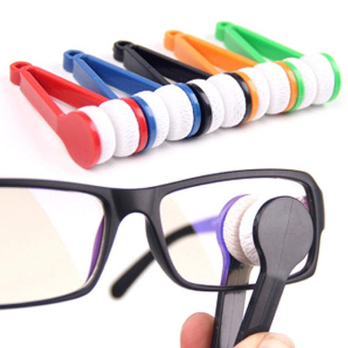 Sunglasses - Eyeglasses Microfiber Cleaning Tool