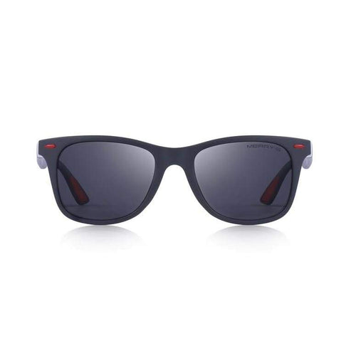 Sunglasses - MASON Men's Classic Rivet Polarized Sunglasses