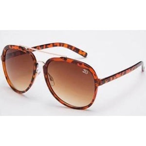 Vivid IG Aviator Fashion Sunglasses - Tortoise Frame / United States - Women - Accessories - Sunglasses