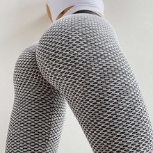 Load image into Gallery viewer, Vivid Seamless Patchwork Fitness Leggings - Women Workout Leggings