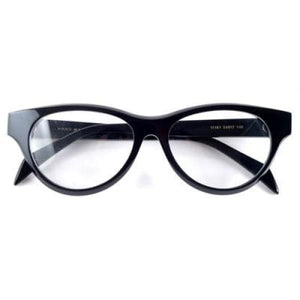 WINSTON Cat-Eye Blue Light Blocking Glasses - Black - Blue Light Glasses