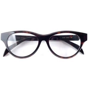 WINSTON Cat-Eye Blue Light Blocking Glasses - Dark Havana - Blue Light Glasses