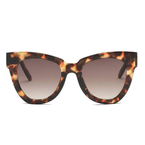 Women - Accessories - Sunglasses - ELISE Cat-Eye Fashion Sunglasses