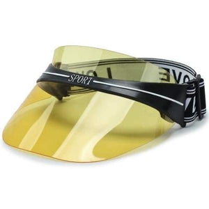 Women - Accessories - Sunglasses - LOVE Sport Sun Visor Cap