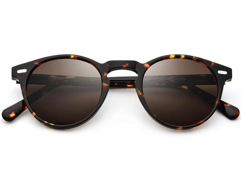 Women Sunglasses - DASH Polarized Round Sunglasses