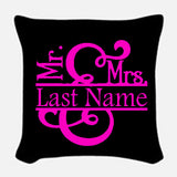 "Throw Pillow Case with Pillow included 17"" X 17"""