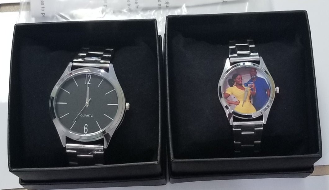 Watch with Personalized Face
