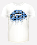 Football Team Lips T-Shirt