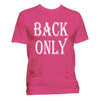 T-Shirt (Female Back Only)