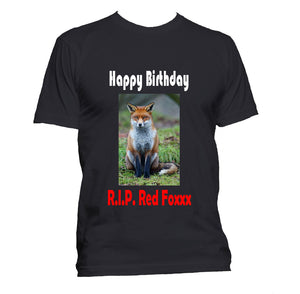 Custom T-Shirt with Photo and Words