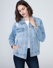 Load image into Gallery viewer, Heirloom Denim Jacket