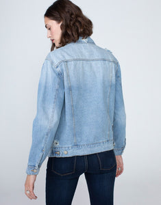 Heirloom Denim Jacket