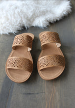 Load image into Gallery viewer, TAN DREAM SANDAL
