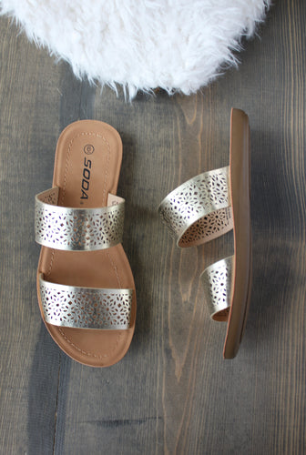 GOLD DREAM SANDAL