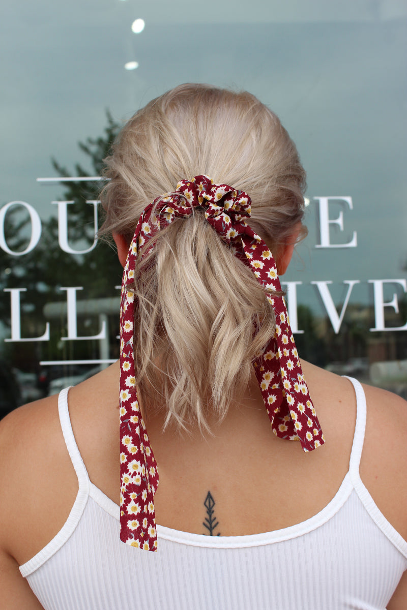 Scrunchie Hair Scarves