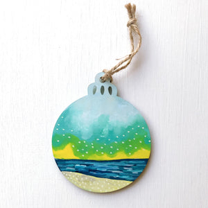 Hand-Painted Christmas Ornament XXVII