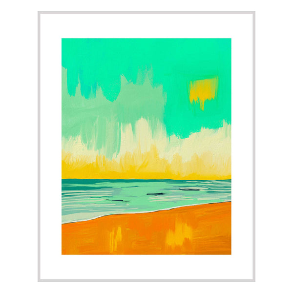Abstract Seascape IV -B