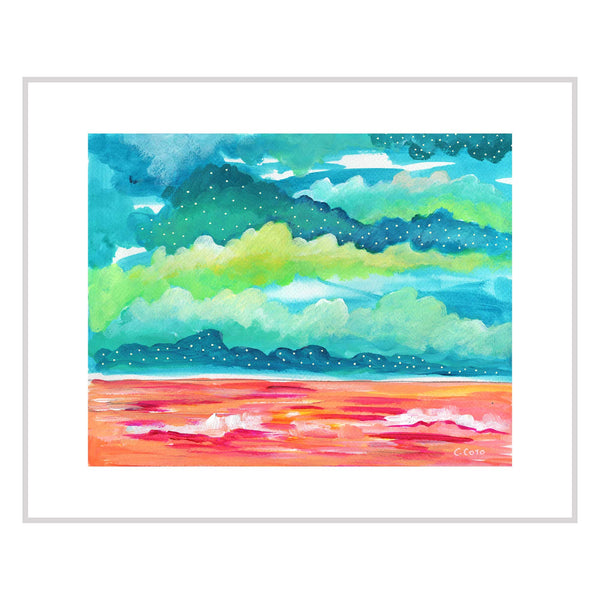 Abstract Seascape IV