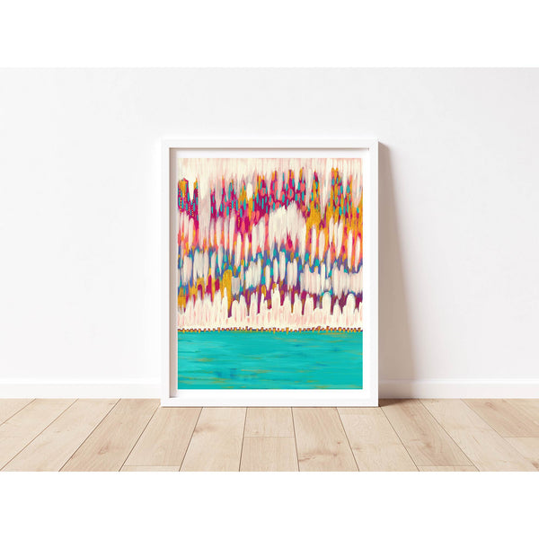 April Showers - Large Print