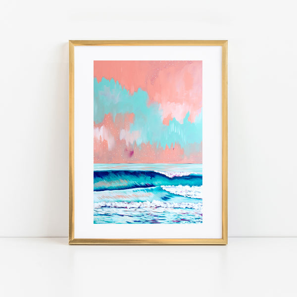 Candy Seascape