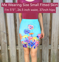 Nags Head Pier Skirt (Fitted or Flare)