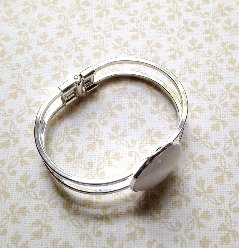 Fall Day - Hinged Bracelet