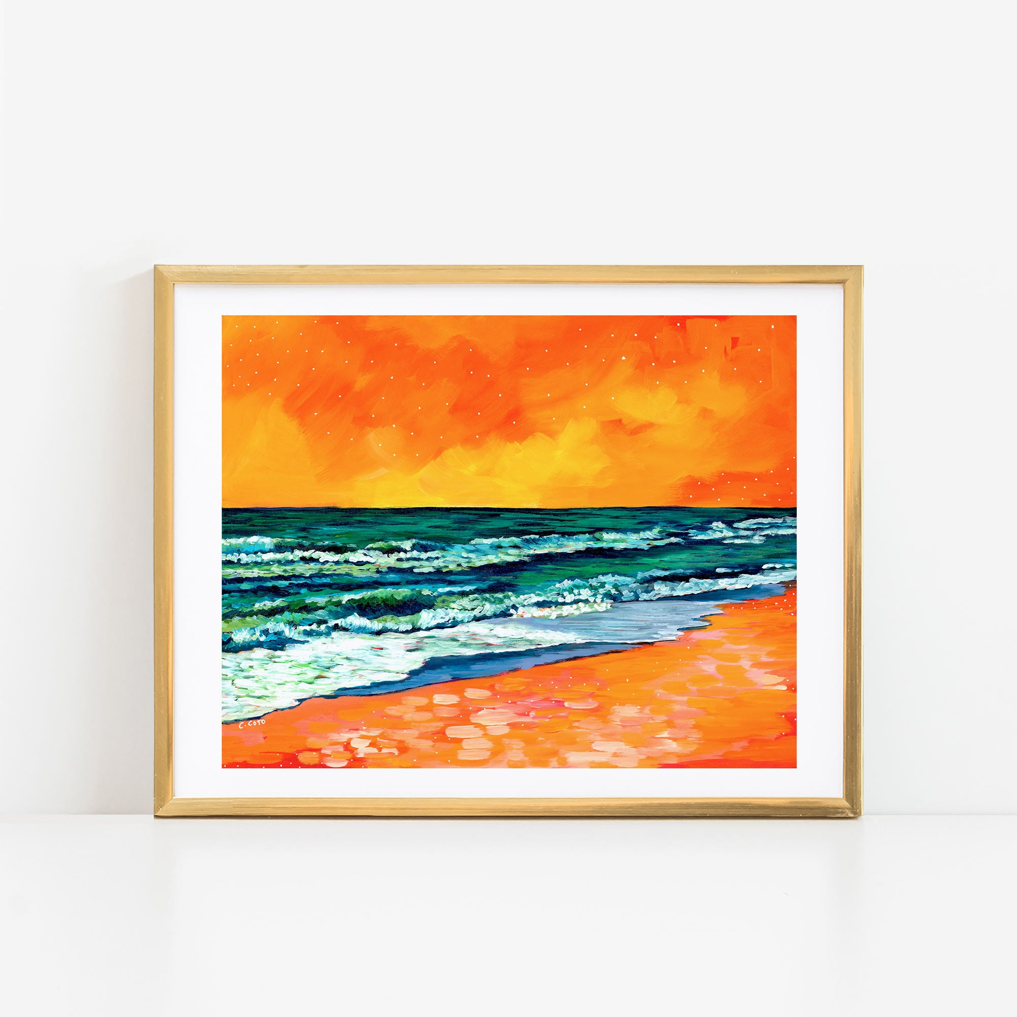 SPECIAL EDITION PRINT - Hot Summer Day