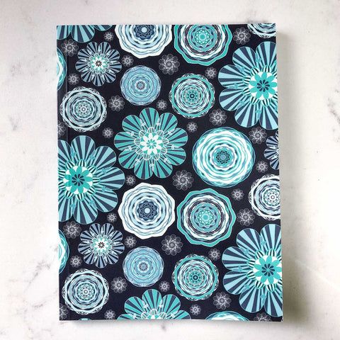 Mandala Pattern - Notebook