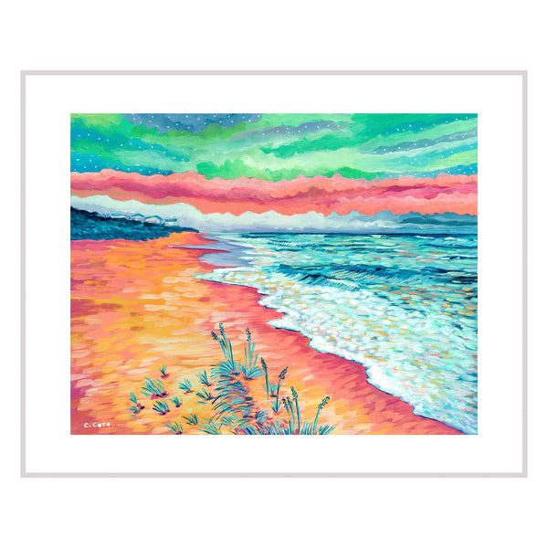 SPECIAL EDITION PRINT - Peaceful Seascape II