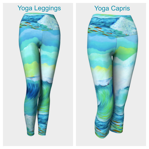 Wave 2.7 Leggings or Capris