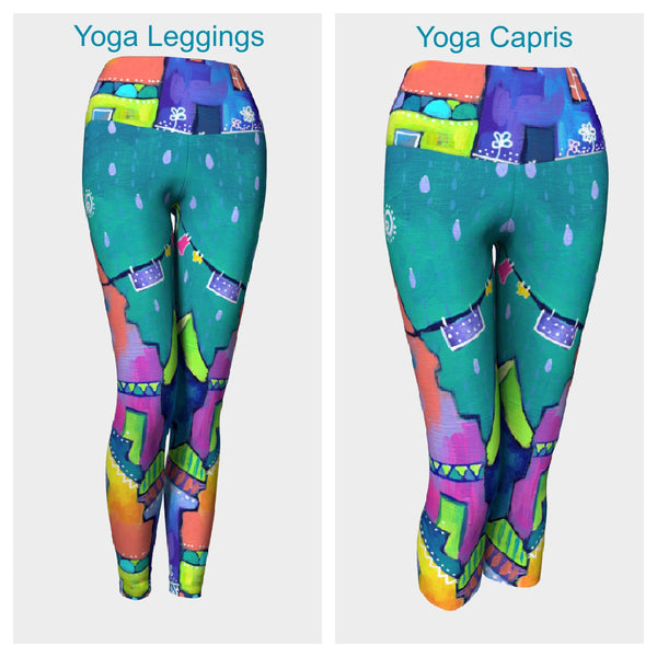 Wet Clothes Leggings or Capris