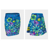 The Garden II Skirt (Fitted or Flare)