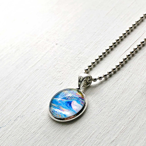 Pier II - Small Round Necklace