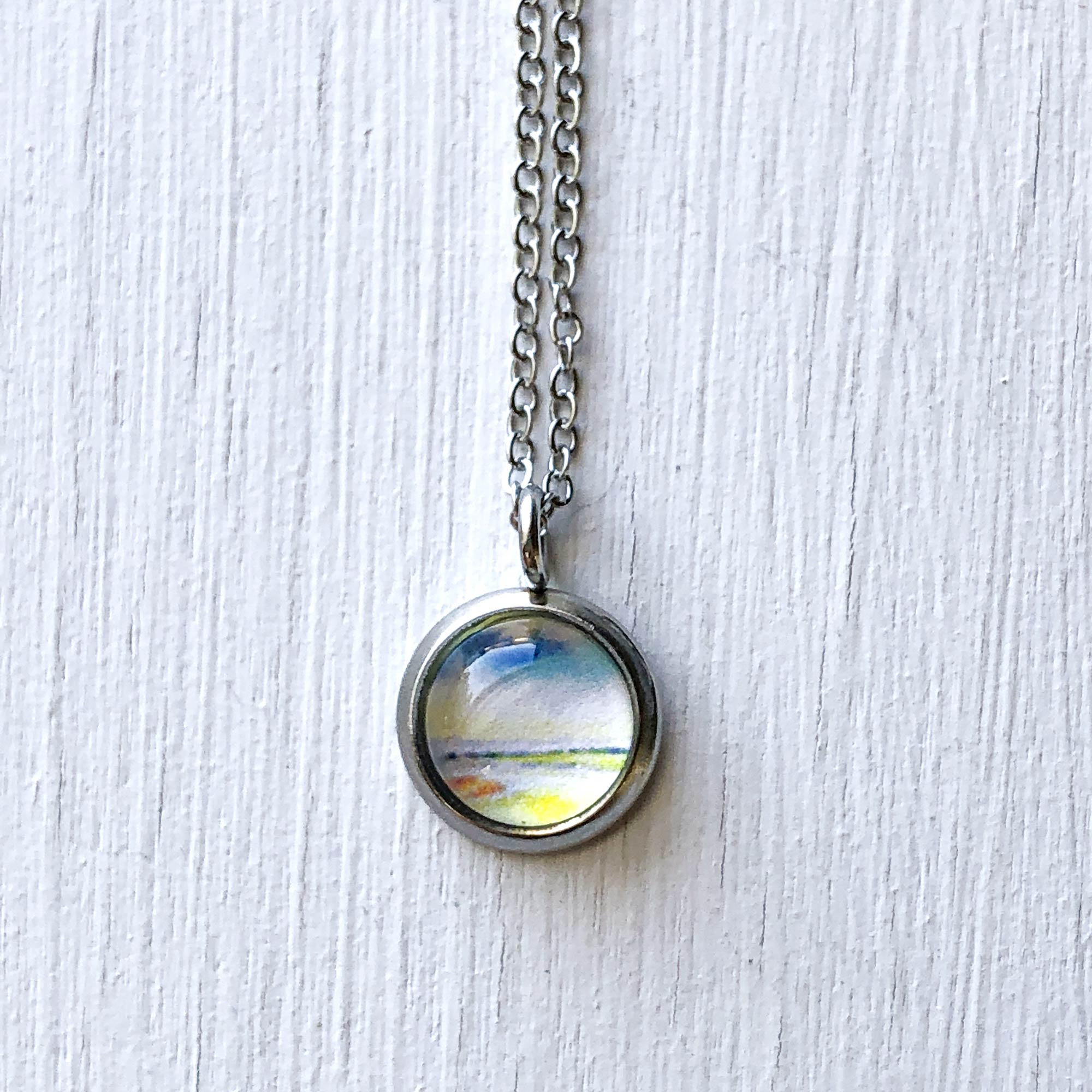 Dainty Necklace - Shelly Magic