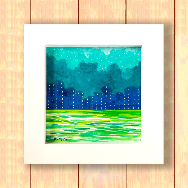 Simple Seascape XX
