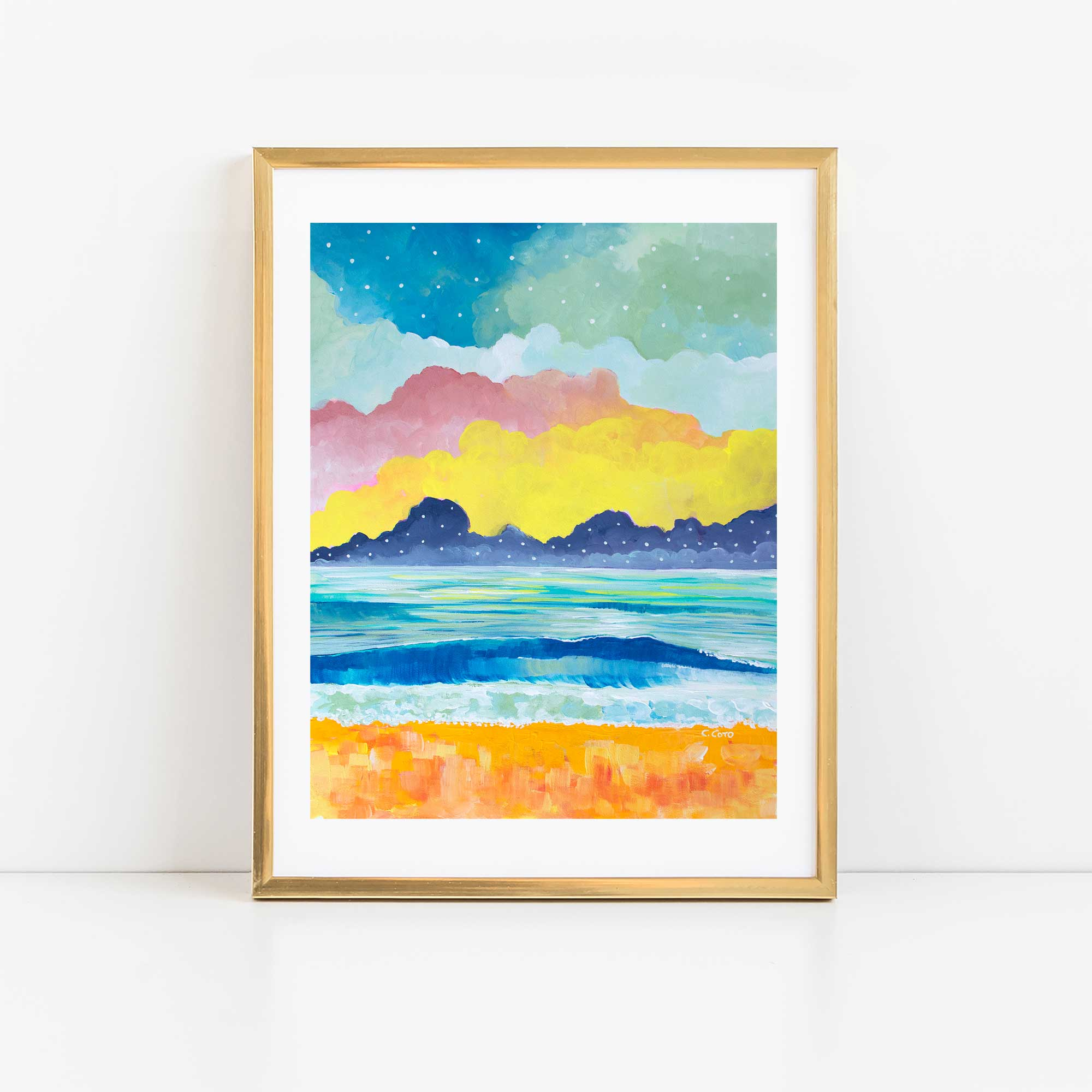 Simple Seascape III