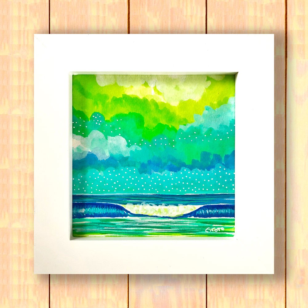 Simple Seascape XIX