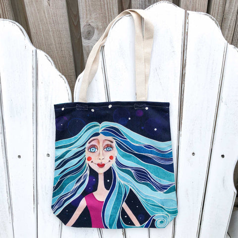 Ocean Girl - Tote Bag