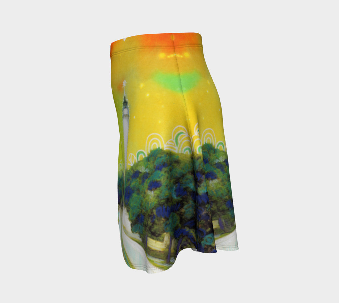 Ocracoke Magic Skirt (Fitted or Flare)