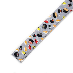 Sushi Roll Gray Chopstick Sleeve