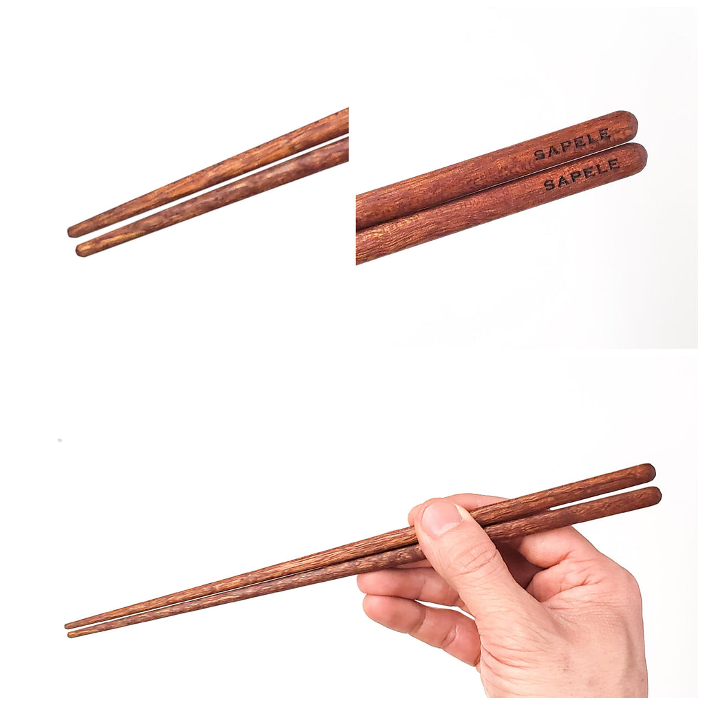 Sapele Chopsticks