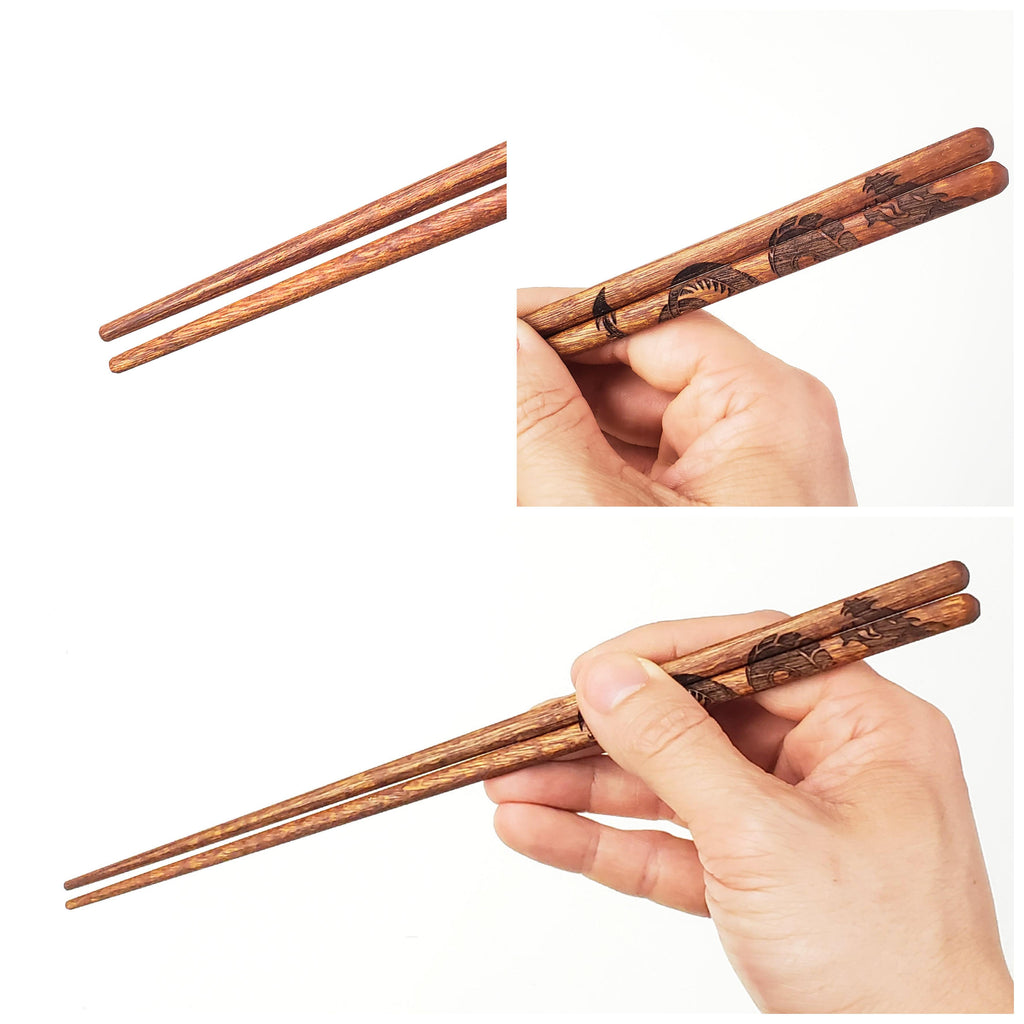 Dragon Art Chopsticks