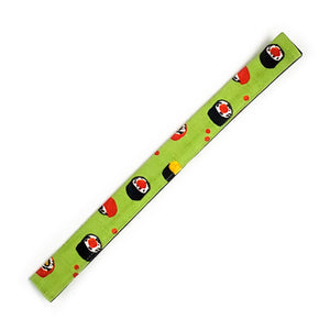 Sushi Roll Green Chopstick Sleeve
