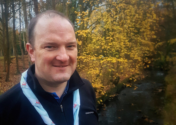 Meet Pete; our Centre Manager for Tawd Vale Adventure Centre