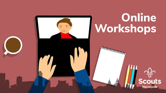 Join us at one of our online workshops for volunteers.