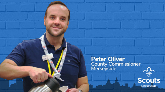 Our County Commissioner, Peter Oliver, is standing for election to the UK Board of Trustees.