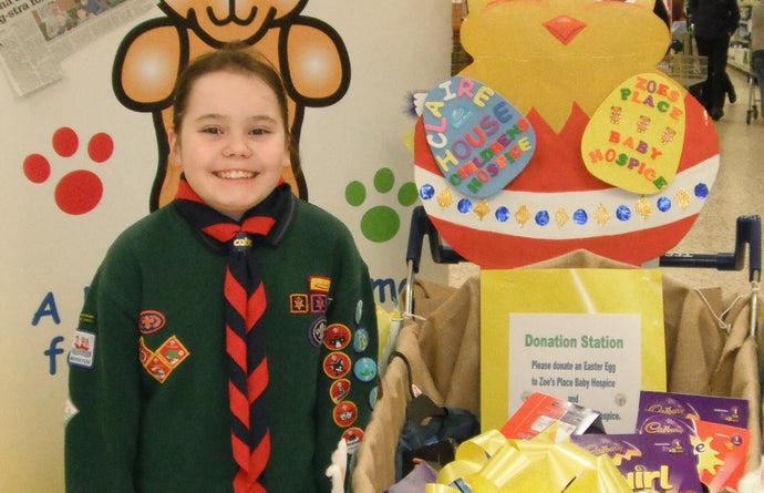 Sacha, a 13 year old Scout from the 55th Southport Scout Group has been selected as a finalist in the Echo Awards 2019.